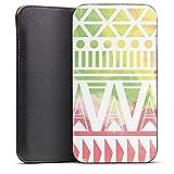 DeinDesign Cover kompatibel mit Wiko Highway Pure Hülle Tasche Sleeve Socke Schutzhülle Muster Pattern Bunt