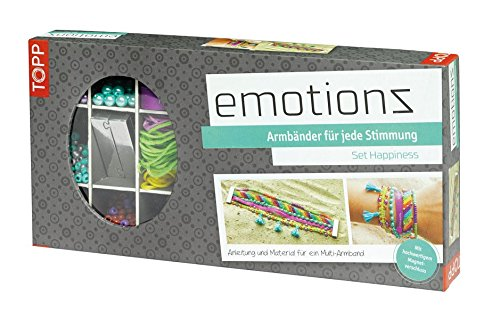 Emotionz Armbänder Set Happiness: Anleitung und Material für Multi-Armband