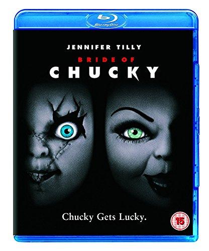 Bride Of Chucky [Edizione: Regno Unito] [Reino Unido] [Blu-ray]
