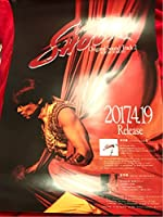 堂本光一Endless SHOCK Original Sound Track Vol.2告知ポスター kinki kids