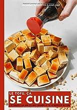 Carnet de recettes tofu - cahier de recettes à remplir - Fiches de cuisine vierges à compléter: mon carnet de recettes veg...