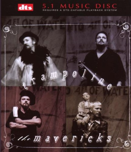 Trampoline [DVD de Audio]