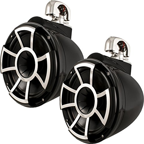 Wet Sounds Revolution Series 10-inch HLCD Best Wakeboard Tower Speaker