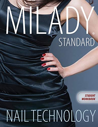 Workbook for Milady Standard Nail Technology, 7th Edition -  Paperback