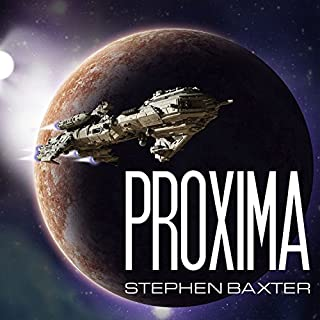 Proxima: Book 1 audiobook cover art
