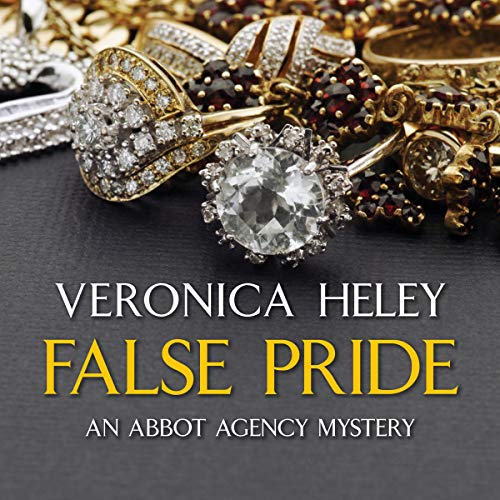 False Pride audiobook cover art