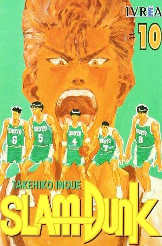 Slam Dunk 10 El rey de los rebotes / The Rebound King