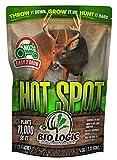 BioLogic Hot Spot No Till Food Plot Seed, 5-Pound (plants 1/4 acre)