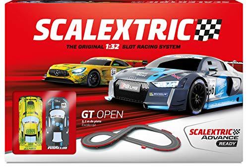 Circuito Original GT Open SCX 1/32