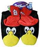 Forever Collectibles St. Louis Cardinals MLB Womens Mascot Slipper Adult Size L/XL