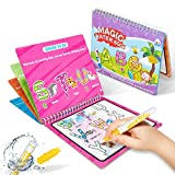 HahaGift Toy for Girls 1 2 3 Year Old Boy Toys, ABC Learning Toys for Toddler 1-3, Water Darwing Book for Kids Age 3-5, Great Christmas & Birthday Gifts!