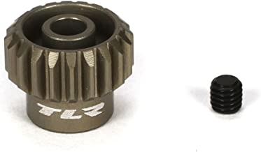 Team Losi Racing 48P Aluminum Pinion Gear, 20T, TLR332020