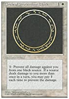 Magic: the Gathering - Circle of Protection: Black - Fourth Edition