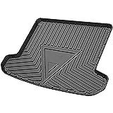 Coche Alfombrillas Maletero, Alfombrilla De Goma Antideslizante Para Protectora Maletero Car Interiores Accesorios, para 2016-2021 Hyundai Tucson