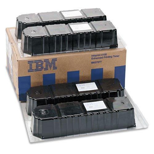 InfoPrint 69G7377 Toner 342000páginas Negro tóner y cartucho láser - Tóner para impresoras láser (Toner, Negro, Laser, Infoprint 4100 PS1/HS1/PD1/PD2/HD1/HD2)