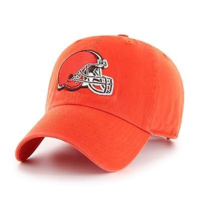 OTS NFL Cleveland Browns Men's Challenger Adjustable Hat, Alternate Team Color, One Size