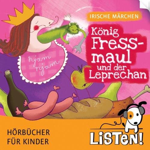 Irische Märchen. König Fressmaul und der Leprechan Titelbild