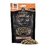 Vital Cat Freeze-Dried Ahi Tuna Grain Free Limited Ingredient Cat Treats, 1.1 Oz Resealable Bag
