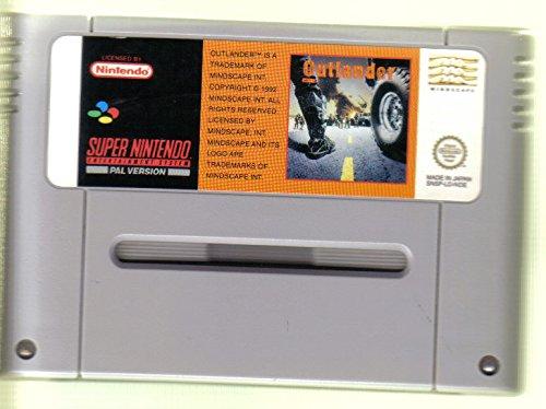 Outlander (pal) Super Nintendo SNESgo