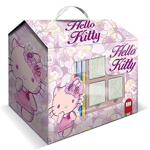 noris Multiprint 60 631 9803 - Hello Kitty Stempel Set Haus