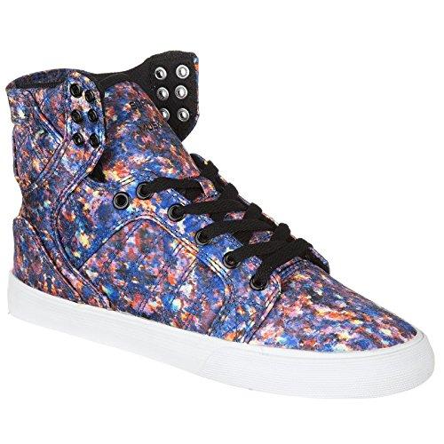 Supra Women-Skytop Pastel White Sneaker US6,5/EU37,5