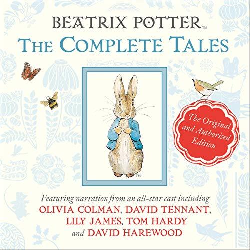Beatrix Potter: The Complete Tales Titelbild