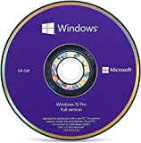 Wíndows 10 Home DVD OEM 64 Bit 1 PC Lifetime License