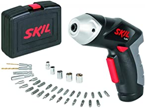 Skil Screw Driver with 35 Accessories - F 015 243 6AC