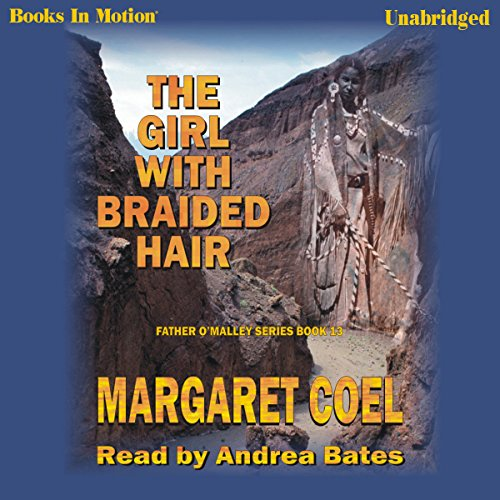 The Girl With Braided Hair audiobook cover art