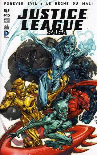 Justice League Saga, N° 13 :