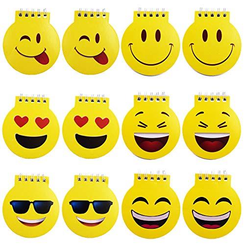 Emoji da collezione cancelleria Smileys Funny Happy Face gadget divertente bambini giocattoli bambino
