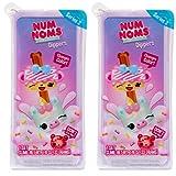 Num Noms Snackables Dippers Colour Change Series 2 Blind Box Bundle Collectable Toy