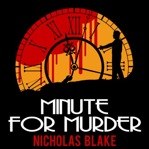 Minute for Murder audiobook cover art