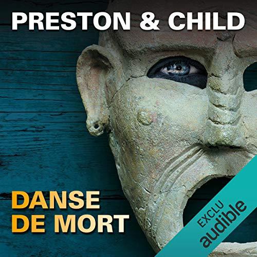 Danse de mort audiobook cover art