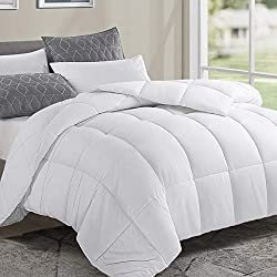 comforter that is cool for hot nights