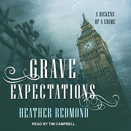 Grave Expectations audiobook cover art