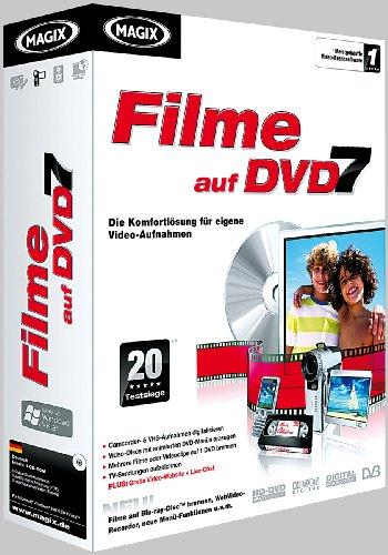 MAGIX Filme auf DVD 7