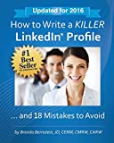 How to Write a KILLER LinkedIn Profile... And 18 Mistakes to Avoid - Brenda Bernstein