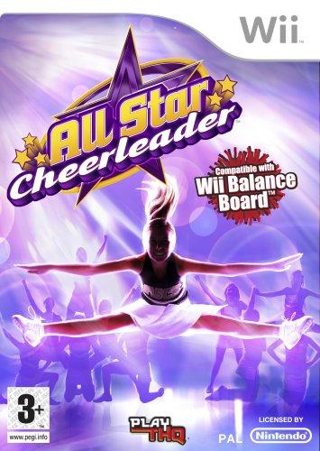 All Star Cheerleader (For Balance Board) /Wii
