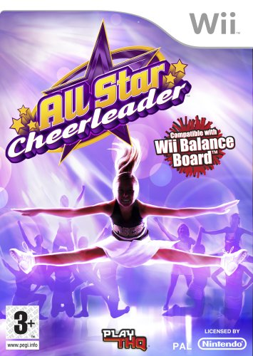 All Star Cheerleader (For Balance Board) /Wii