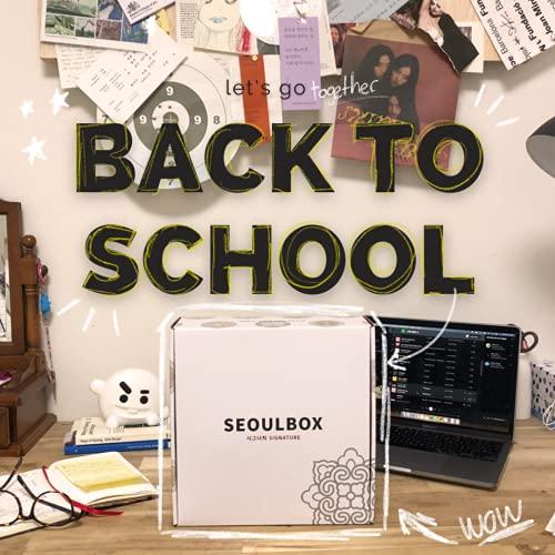 SeoulBox Signature | Authentique Box de Snacks Coréen et Goodies K-Pop