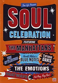 DVD Soul Celebration Featuring the Manhattans & Many, Many More! Volume 3 Book