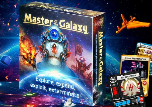 last level- Master of Galaxy Castellan, Mehrfarbig (1)