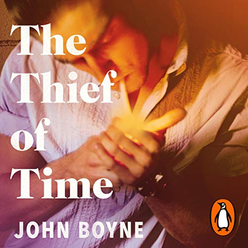 The Thief of Time cover art