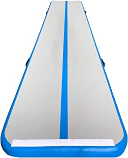 86 York 10ft 13ft 16ft 20ft Inflatable Air Track Tumbling Mat for Gymnastics with Pump for Home Use/Training/Cheerleading/Beach/Park and Water