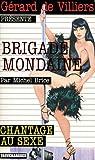Brigade Mondaine 304 - Chantage au sexe