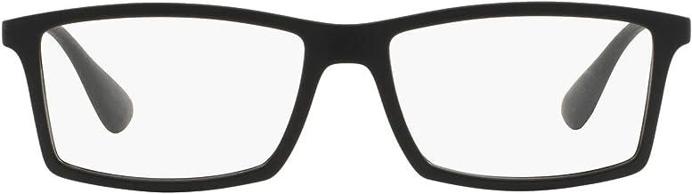 عینک ری-بان RX7021-5364 ، مشکی ، 55 میلی متر