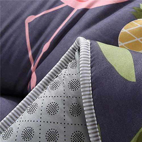 BOLORAMO Colchón Plegable para sofá Cama, colchón de Suelo Colchón de futón Colchón Enrollable Antideslizante Ligero y Resistente con Alta Elasticidad para Viajes y acampadas(150 * 200cm)