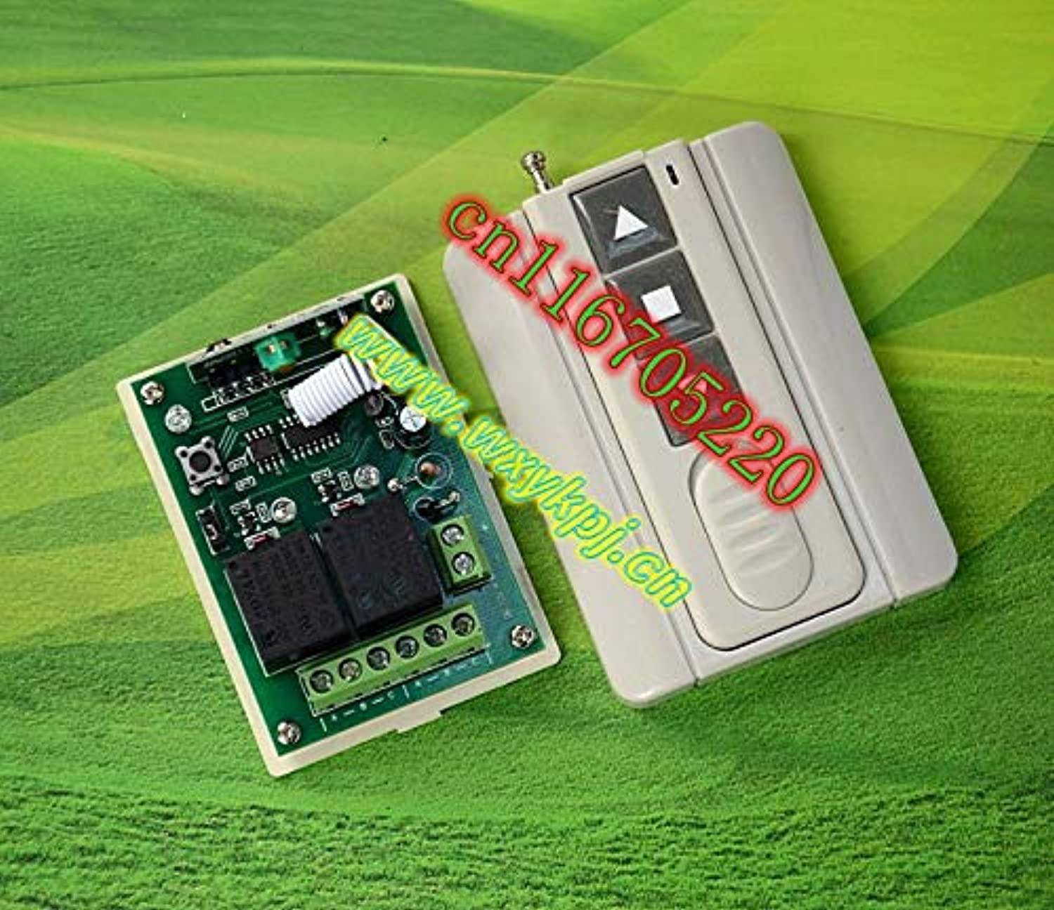 DC 12V 10A 1CH Learning Code RF Wireless Remote Control Switch System 12v dc Receiver Controller Transmitter