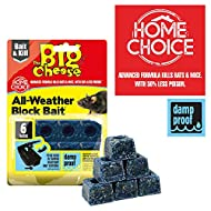 The Big Cheese All-Weather Block Bait 6 x 10 g